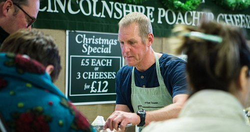 Tickets for the Lincolnshire Food and Gift Fair