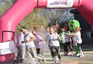 St Barnabas Colour Dash